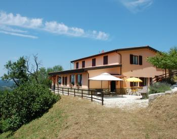 Country House Luciano Le Marche Italie