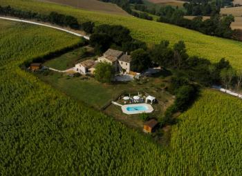Villa Raffaella Le Marche De Marken