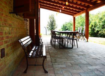 Villa Falcioni Le Marche, Italie