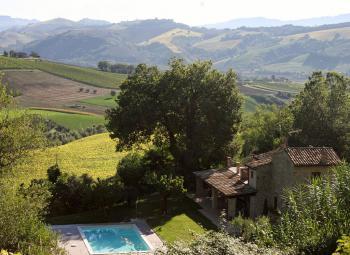 Villa Caterina Le Marche Italie