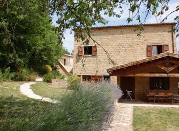 Villa Waldo Le Marche De Marken