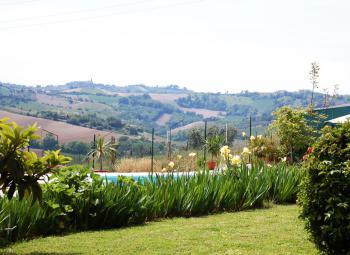 Vakantiewoning Christo Terrazze Le Marche De Marken