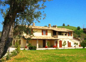 Country House Adina Le Marche De Marken
