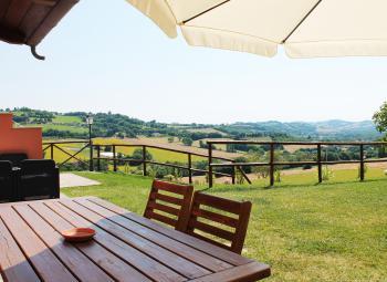 Agriturismo Mirco Le Marche Italie