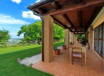 Villa Frediano Le Marche Italie