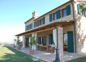 Country House Paola Le Marche De Marken