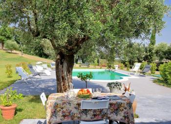 Villa Viola Le Marche Italie