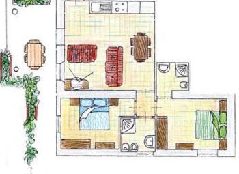 Appartement Daniele Valle 1 Le Marche De Marken