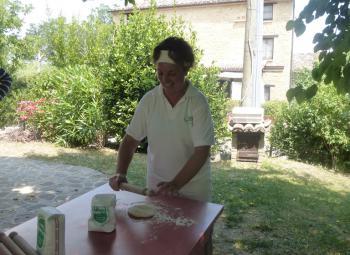 Agriturismo Daniele Le Marche De Marken