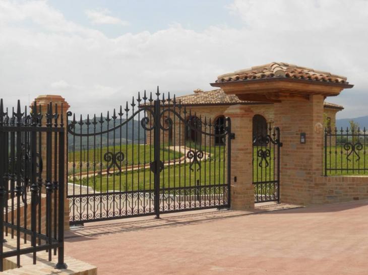 Villa Roberto Le Marche De Marken