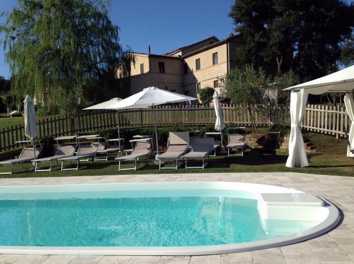 Vakantiehuis Raffaella Le Marche