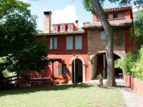 Casa Rossa Le marche Italie