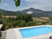 Villa Le Marche Zwembad en Natuur - Villa Carina