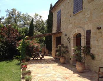 vakantiehuis Gianluca Le Marche Italie