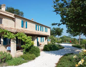 Villa Gigi Le Marche De Marken
