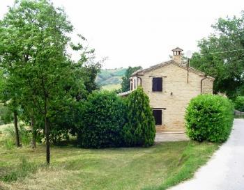 akantiehuis Daniele Borgo 5 Le Marche De Marken