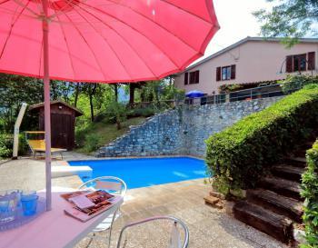 Vakantiehuis Fiorenzo Le Marche Italie