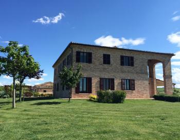 Villa Tommaso Le Marche Italie