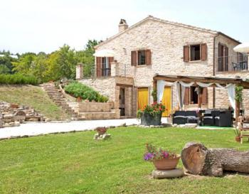 Villa Stefano & Alessandro Le Marche Italie