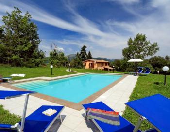 Vakantiehuis Quarto Le Marche Italie