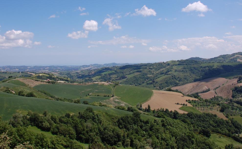 Landschap Le Marche
